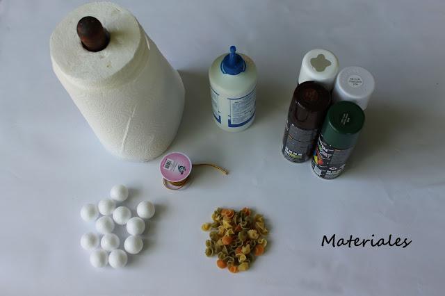 materiales para diy de bolas