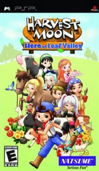 Harvest Moon - Hero of Leaf Valley