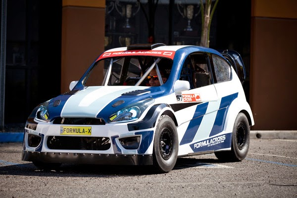 Yamaha Rally Car Kit
