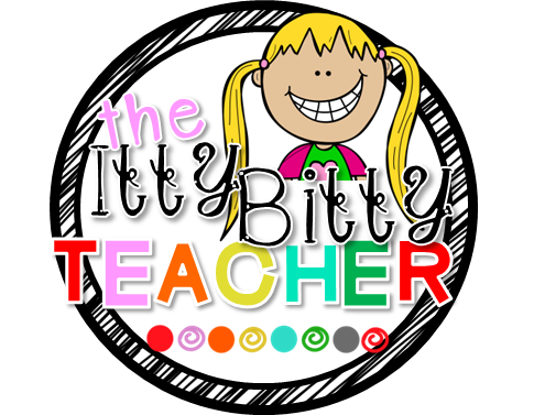 The Itty Bitty Teacher