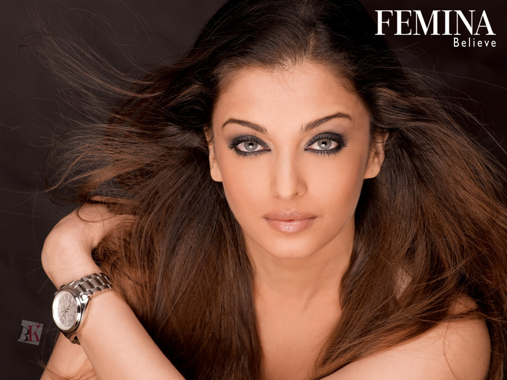 Aishwarya Rai HQ Face Close up