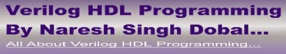 Verilog Programming By Naresh Singh Dobal