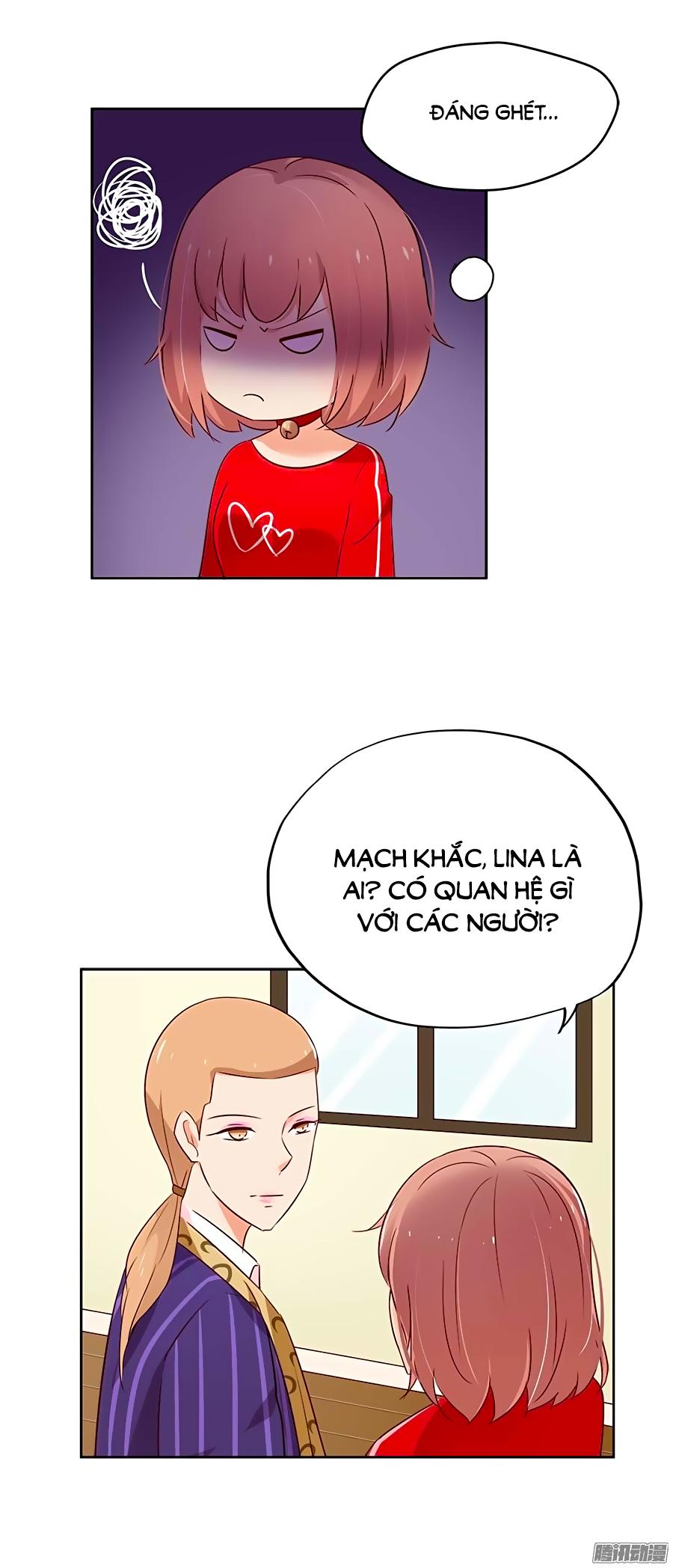 Bạn Trai Minh Tinh Bức Yêu Chap 13 - Next Chap 14