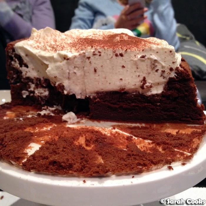 Bittersweet Chocolate Cloud Cake Recipe