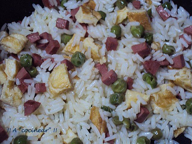 Arroz tres delicias a cocinear recetas for Cocinar arroz 3 delicias