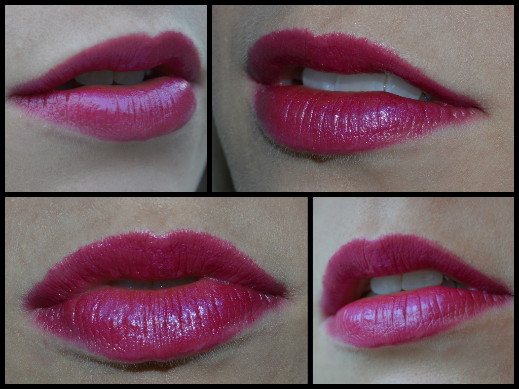 Me Me Me Berry Crush and Morello Silk swatches and review