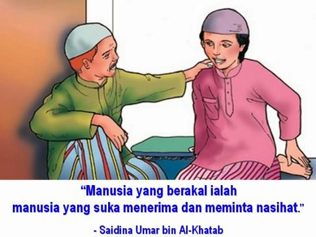 Nasihat Umar al-Khatab