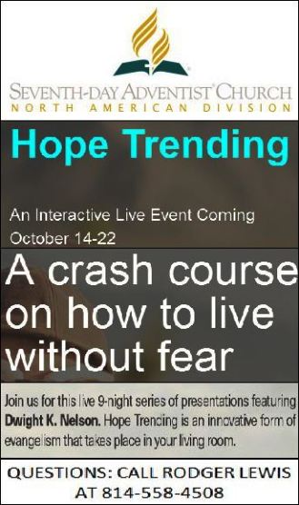 10-17/22 Hope Trending, SDA Church
