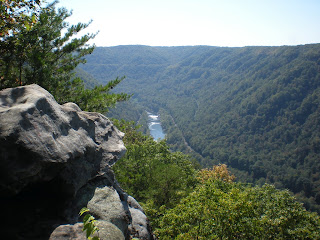 The View in West Virginia