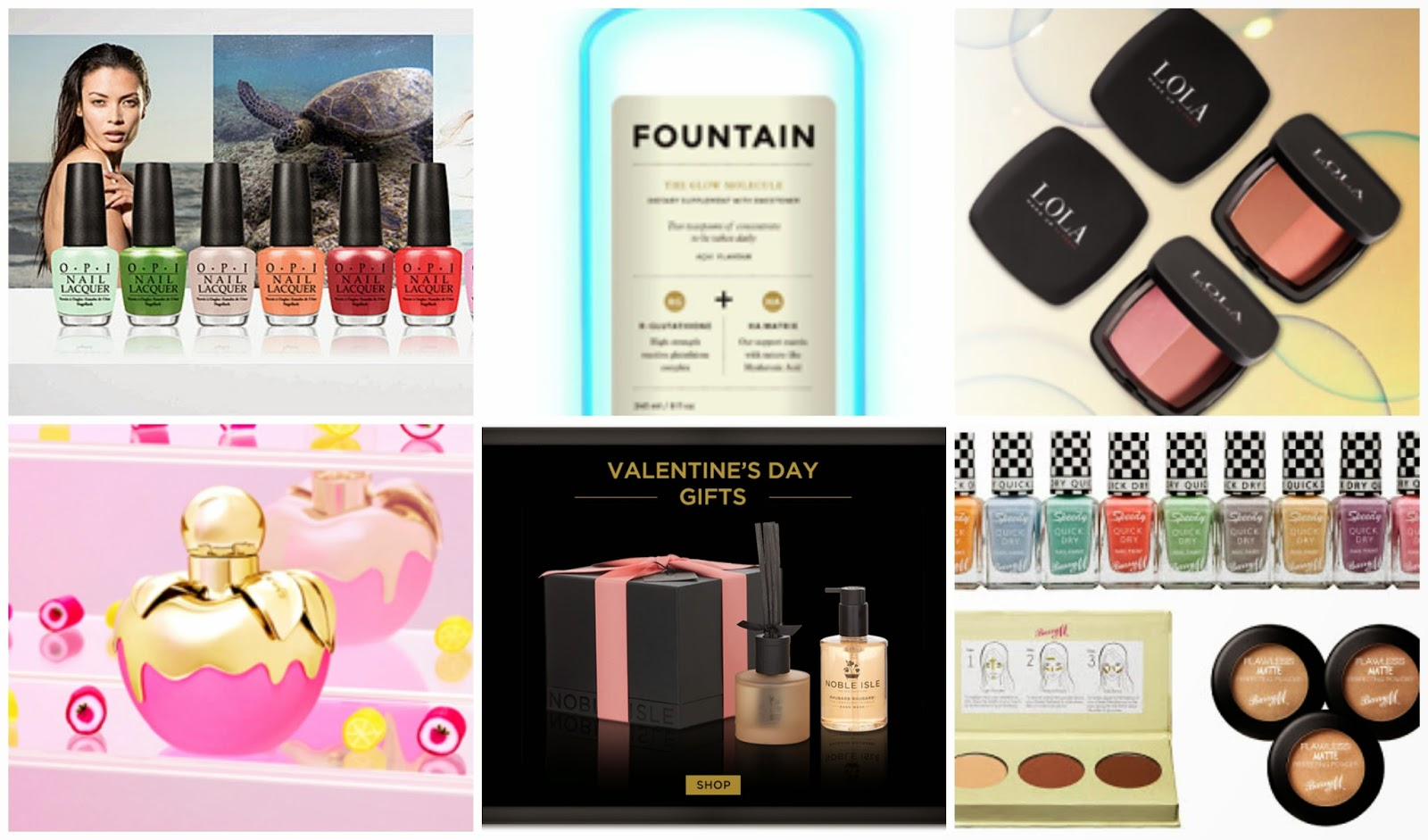 The Daily Beauty Report (02.02.15)