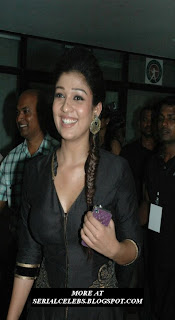 Nayantara at filmfare Awards