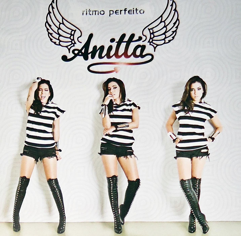 my collection anitta 187 ritmo perfeito encarte
