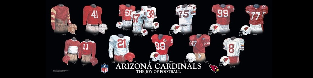 Cardinals Uniforms Through The Years