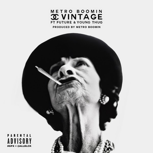 Metro Boomin - Chanel Vintage (feat. Future & Young Thug) - Single Cover