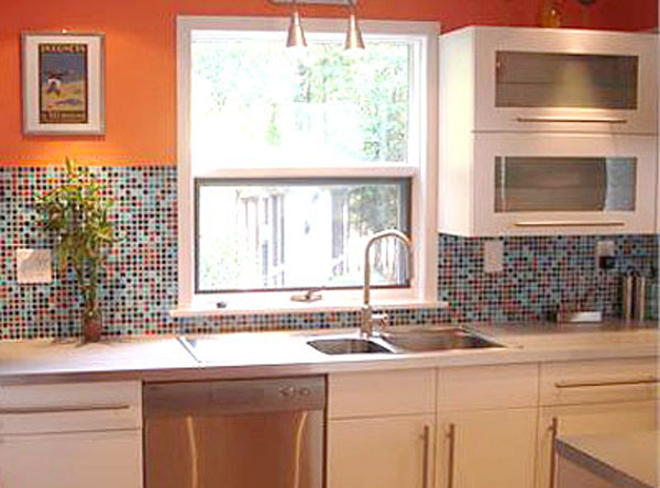Kitchen Mosaic Splashback