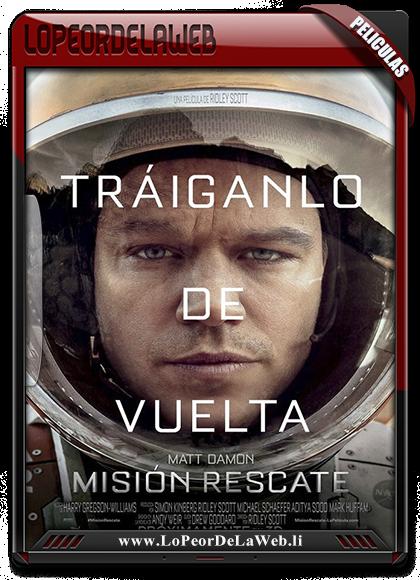 Misión Rescate WebRip 720p Latino (2015) [Mega]
