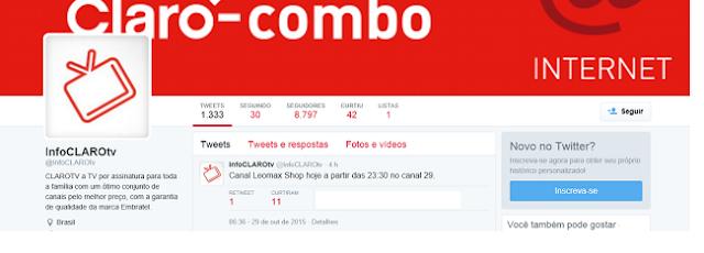 Claro Tv estreia o Canal leomax na grade img2