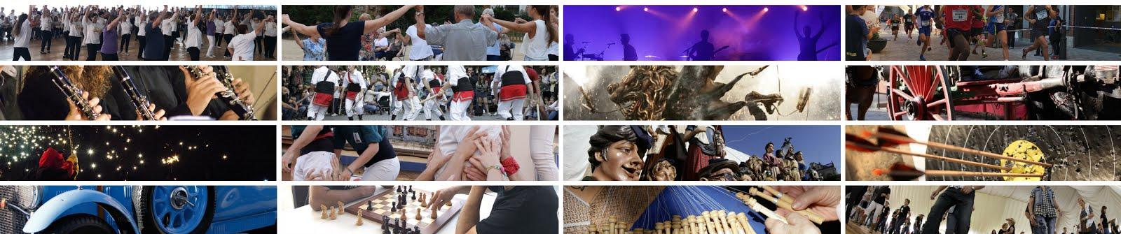 Llista d'entitats que fan Festa Major