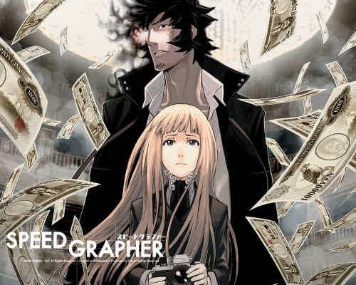 Speed Grapher BD Subtitle Indonesia