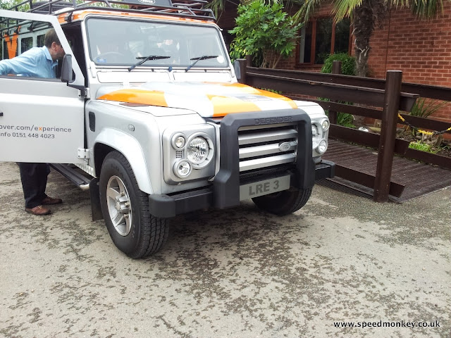 12 seat Land Rover Defender extra long wheelbase