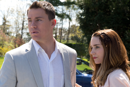 Side Effects Channing Tatum & Rooney Mara as the Taylors