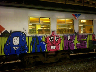 alors graffiti artwork