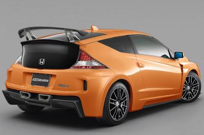 Honda CR-Z MUGEN R
