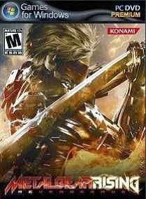 Download Metal Gear Rising Revengeance Free