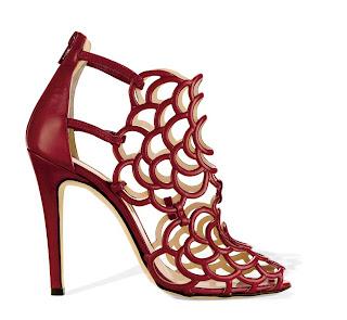 Los Zapatos altos en la moda
