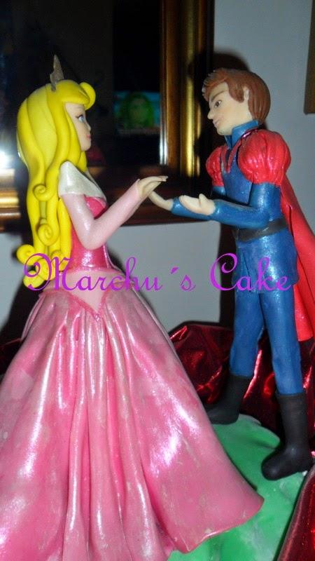"""Marchu´s Cake """"Bella durmiente"""""""
