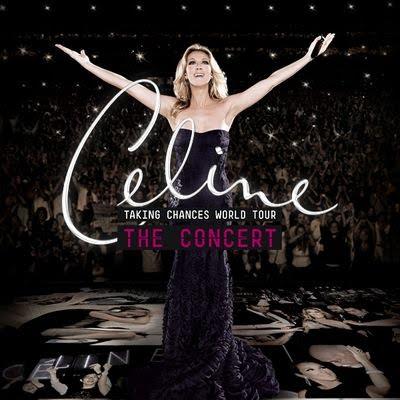 Celine Dion Taking Chances Tour Boston