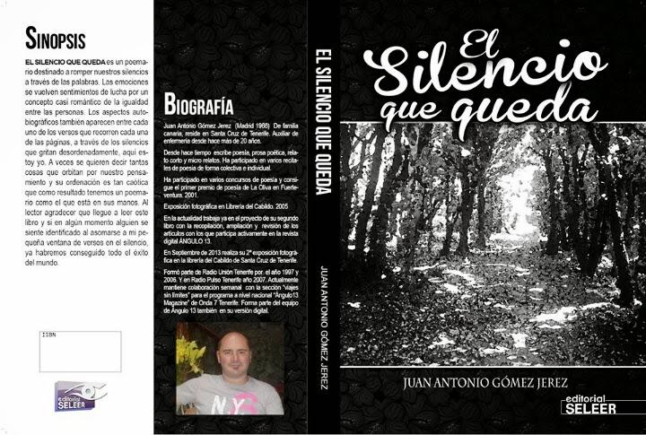 """LIBRO: POESÍA """"EL SILENCIO QUE QUEDA"""""""