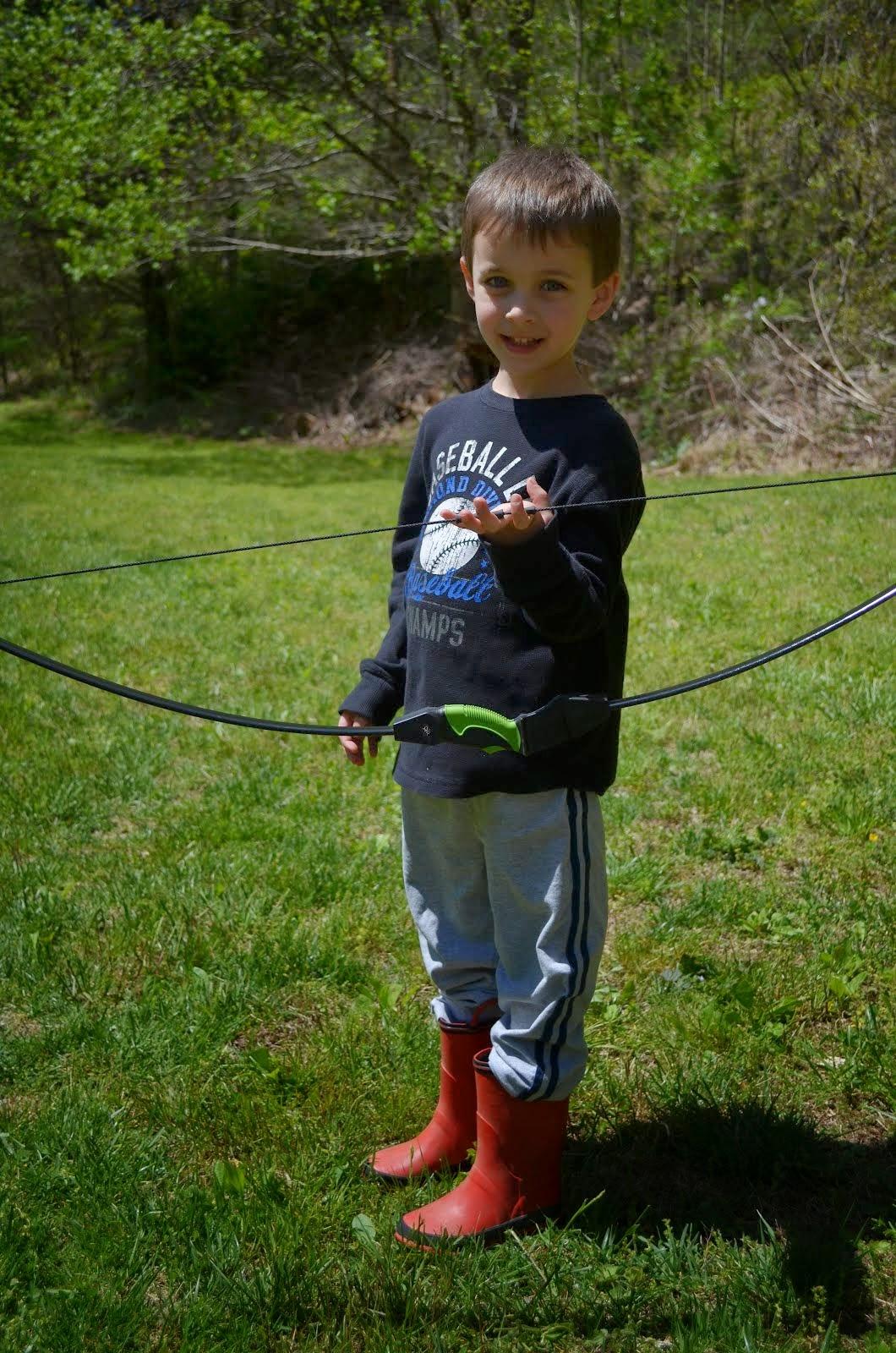 Isaac - age 6
