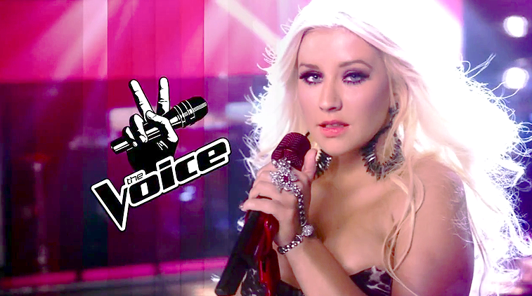 AGUILERAONLINE: [PHOTO] CHRISTINA AGUILERA: 'THE VOICE: SEASON 2 ...
