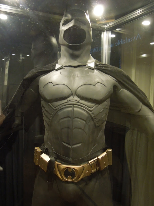 Batman Begins Batsuit costume