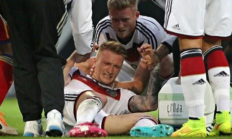Harapan Marco Reus dan Frank Ribery Pupus Sudah