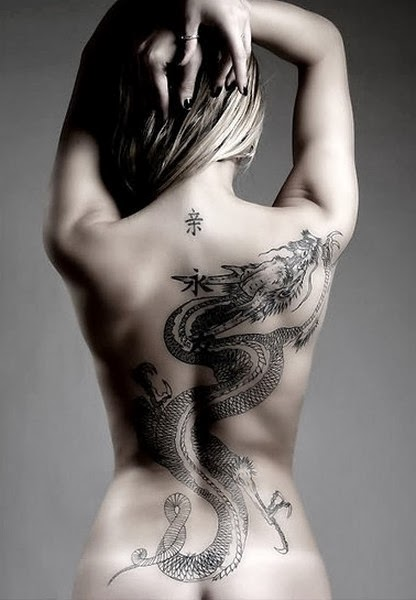 The Best Dragon Tattoos (Gallery 3)