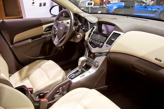 2016 Chevrolet Cruze Change