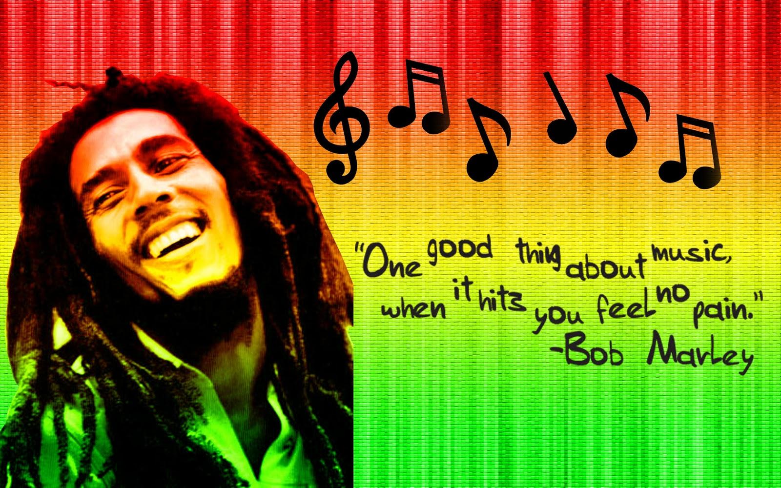 Rastafarian Bob Marley Quotes