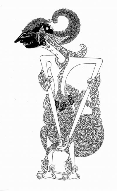 tokoh wayang kulit sadewa, cerita rakyat indonesia