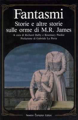 Fantasmi: storie e altre storie, 1989, copertina