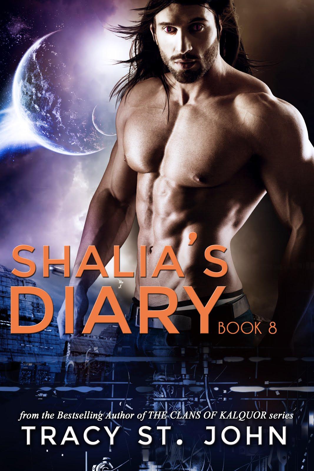 Shalia's Diary Book 8