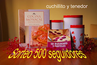 "sorteo500seguidores ""cuchillitoytenedor"""