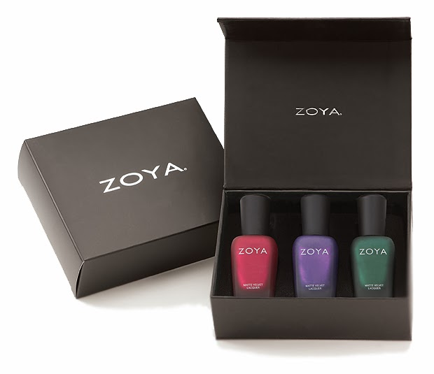 Zoya Nail Polish Box Set