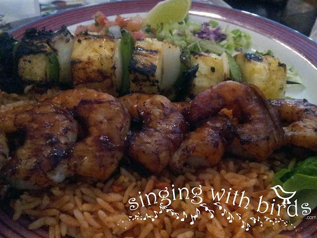 Shrimp Mazatlan