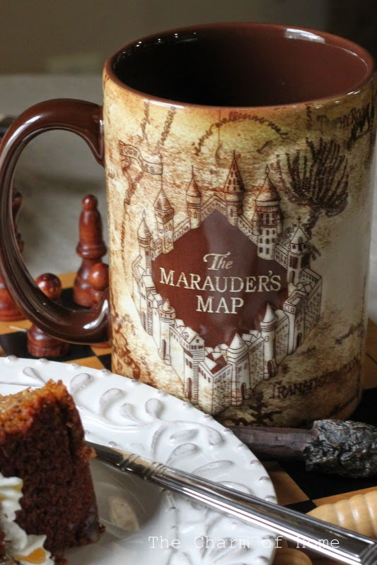 The Marauder's Tea: The Charm of Home