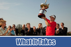 What It Takes to Win on the PGA Tour