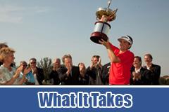 What It Takes to Win on the PGA Tour