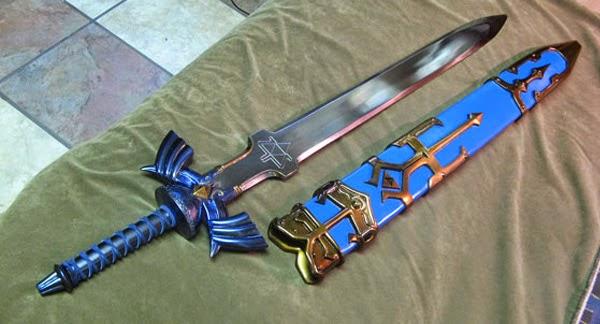 La Espada de Hyrule
