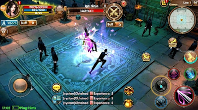 Download Age of Wushu Dynasty v1.3 Apk + Data